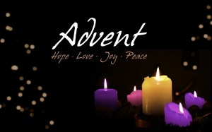 Advent week 4