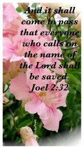 Joel 2 32